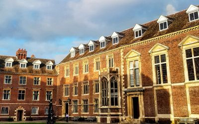 စိန့် ကက်သရင်း ရဲ့ကောလိပ်, ကင်းဘရစ်တက္ကသိုလ် – St. Catharine's College, Cambridge University