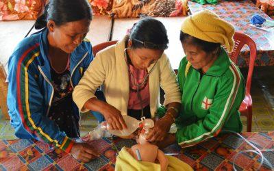 ကျန်းမာရေးနှင့်မျှော်လင့်ခြင်း – Health & Hope